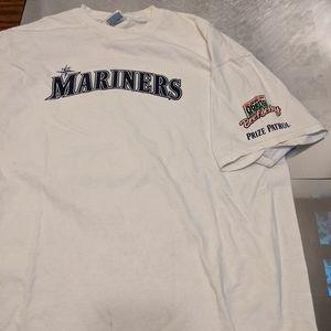 Oberto Beef Jerky Mariner's Prize Patrol T-Shirt